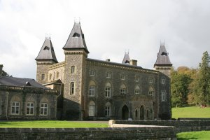 Newton House, Llandeilo (nat trust)