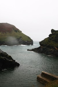Boscastle Harbour - Perfect for smugglers. More holiday snaps